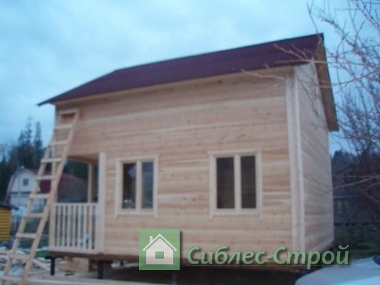 """Построили дом в посёлке """"Крупской"""""""