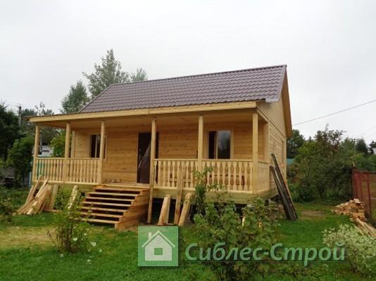 "Завершен проект дома 8x9 в ""Болотнинском"" районе"